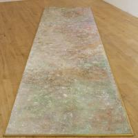 Samara Scott, Hand painted carpet (Art Projects; The Sunday Painter)