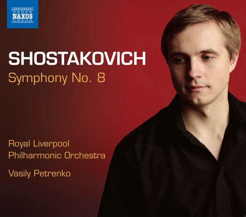 Vasily Petrenko and the Royal Liverpool Philharmonic's latest CD release