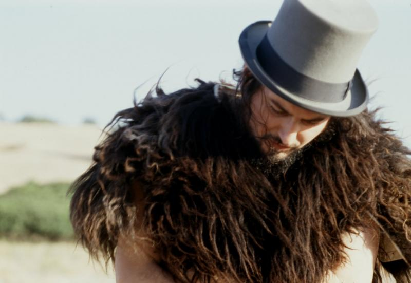Vinicio Capossela: As if Captain Beefheart was raised by Victorian nuns in Naples