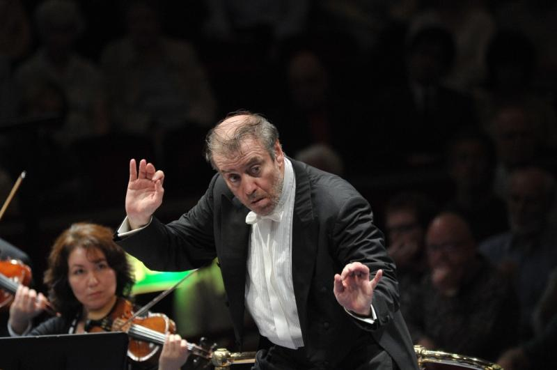 Valery Gergiev: he conducts ballets with his eyes determinedly shut, I think