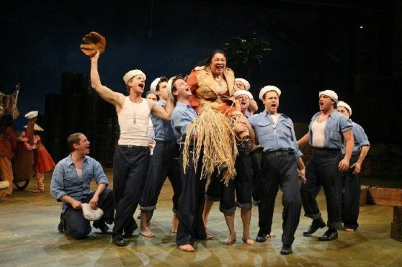 Bloody Mary is the one they love: Loretta Ables Sayre and the Seabees of 'South Pacific'