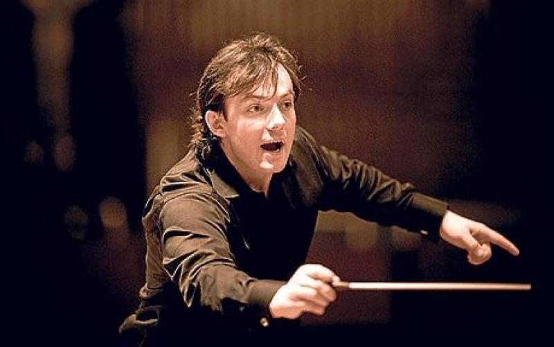 The boisterous Andris Nelsons: What you see is what you hear