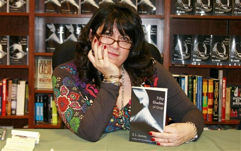 Is Fifty Shades author EL James giving women what they want?