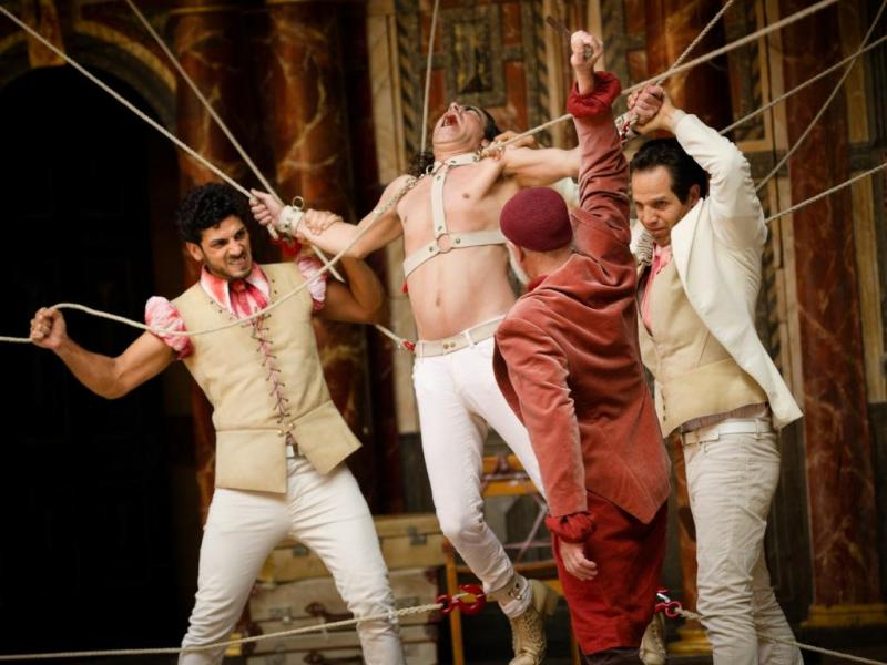 Globe To Globe The Merchant Of Venice Shakespeare S