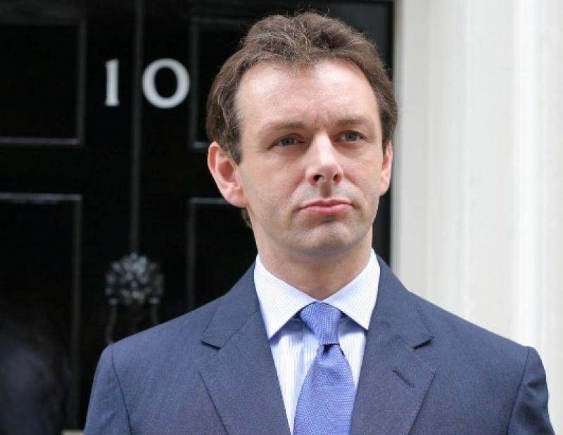 ... an act: Michael Sheen resumes his special relationship with Tony Blair