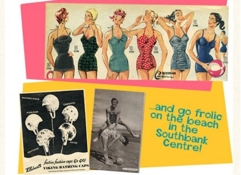 Vintage at Southbank Centre will celebrate the pop culture of Britain's past