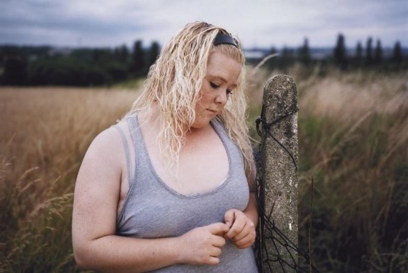 Abbie Trayler-Smith's 'Untitled', from her series 'Childhood Obesity', was not among the strongest works in the competition