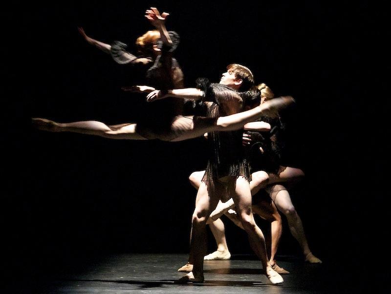 company Spank dance