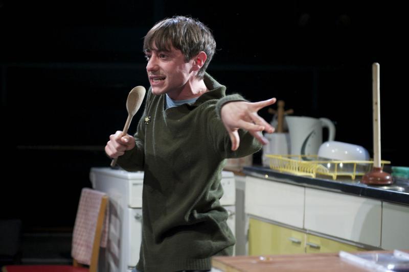 The kitchen sink bush theatre theatre reviews news interviews the arts desk - British kitchen sink films ...