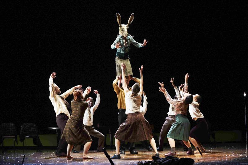 A review of nijinskys ballet rite of spring