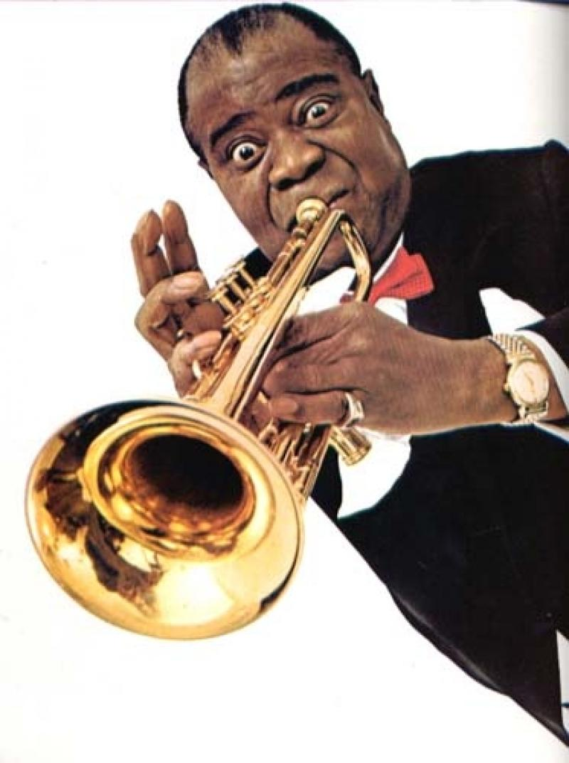 Pops: The Wonderful World of Louis Armstrong | New music reviews, news & interviews | The Arts Desk - 2cf20e200ca2c770a044a65b100b0636