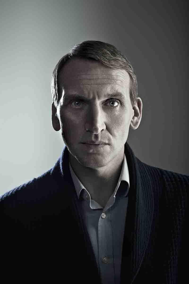 Christopher Eccleston: 'Are there any wholly good men? Are there any wholly bad men? I've not found any and I certainly don't see one when I look in the mirror'