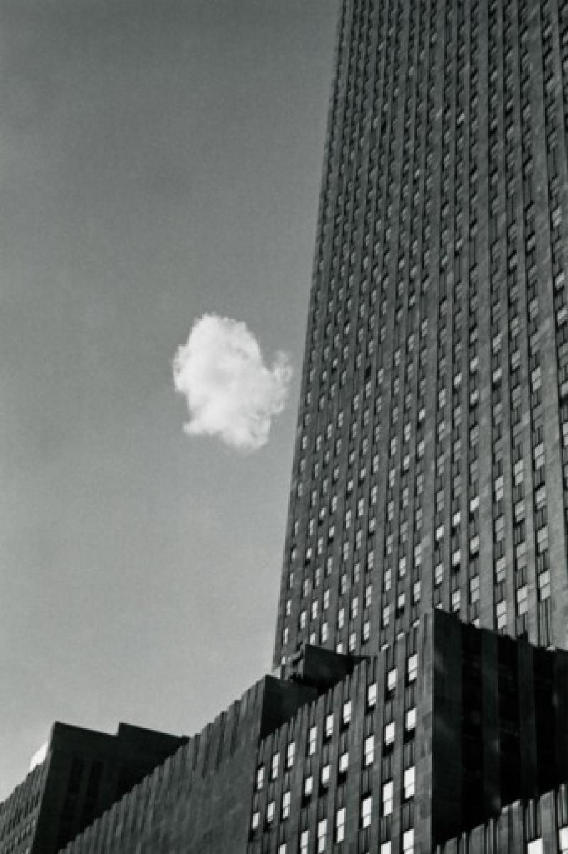 André Kertész's 'Lost Cloud': A wistfully memorable image of exile