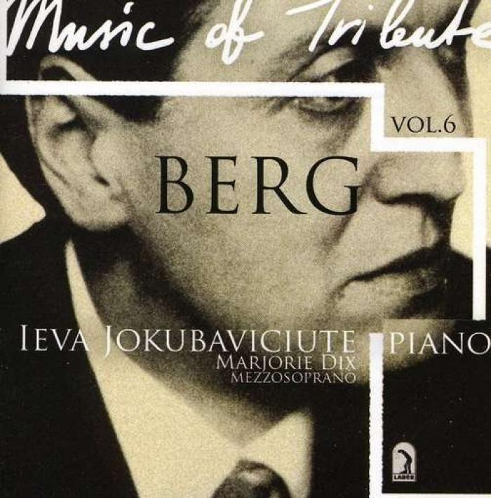 'Music of Tribute: Alban Berg': 'Serious, rewarding music for serious times'