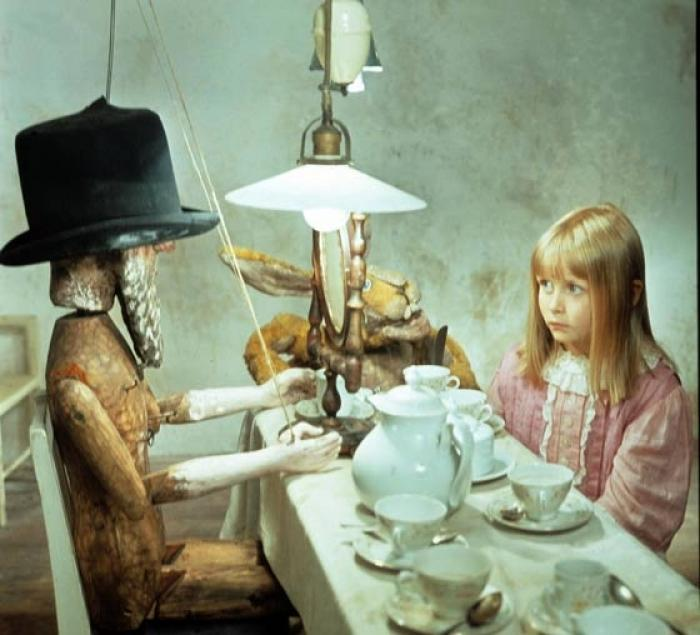 Jan Švankmajer's 'Alice': A supremely imaginative retelling of Lewis Carroll's tale
