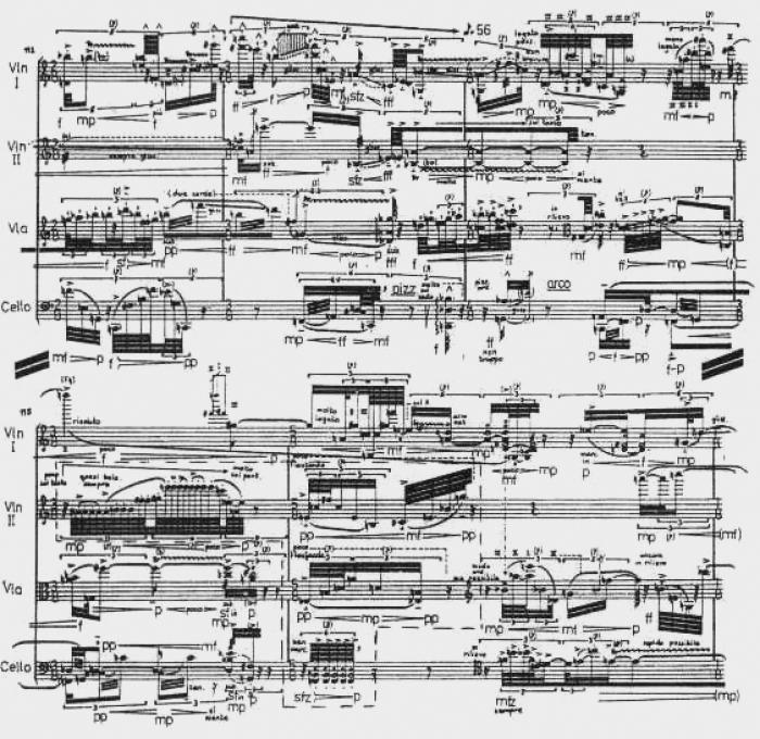 Karlheinz Stockhausen - Prozession (1967 Version)