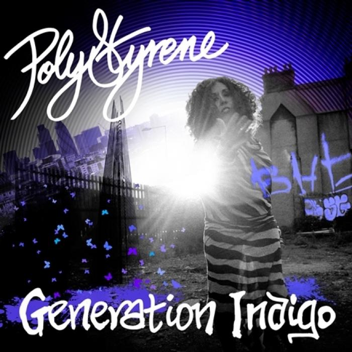 Poly Styrene's 'Generation Indigo': Not for those sporting punk blinkers