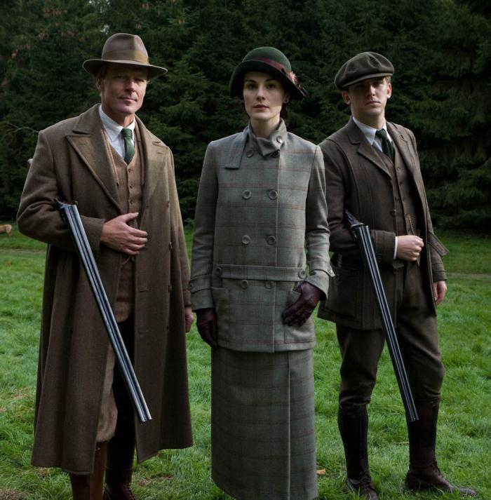 Guy Who Dies In A Car Crash On Downton Abbey