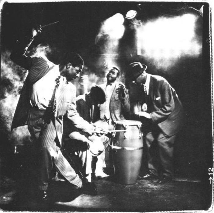 afro jazz dance history essay