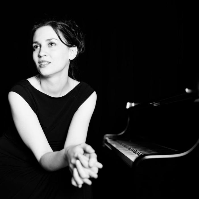 'She has a great career ahead of her, of that there is no doubt': Sarajevan-born pianist Ivana Gavric