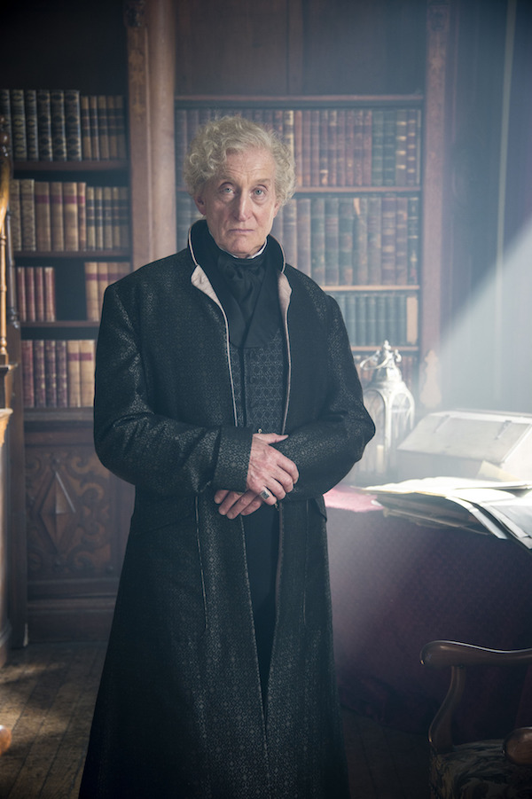 Charles Dance © Steffan Hill BBC/Origin Pictures