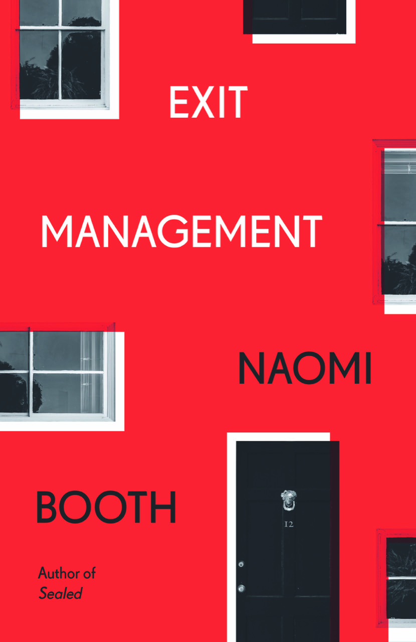 Naomi Booth Exit Management book cover