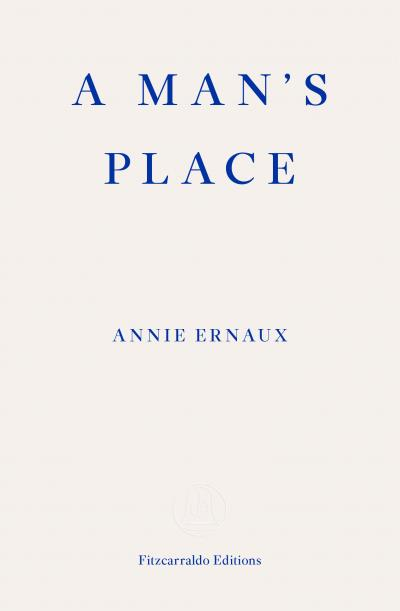 A Man's Place cover