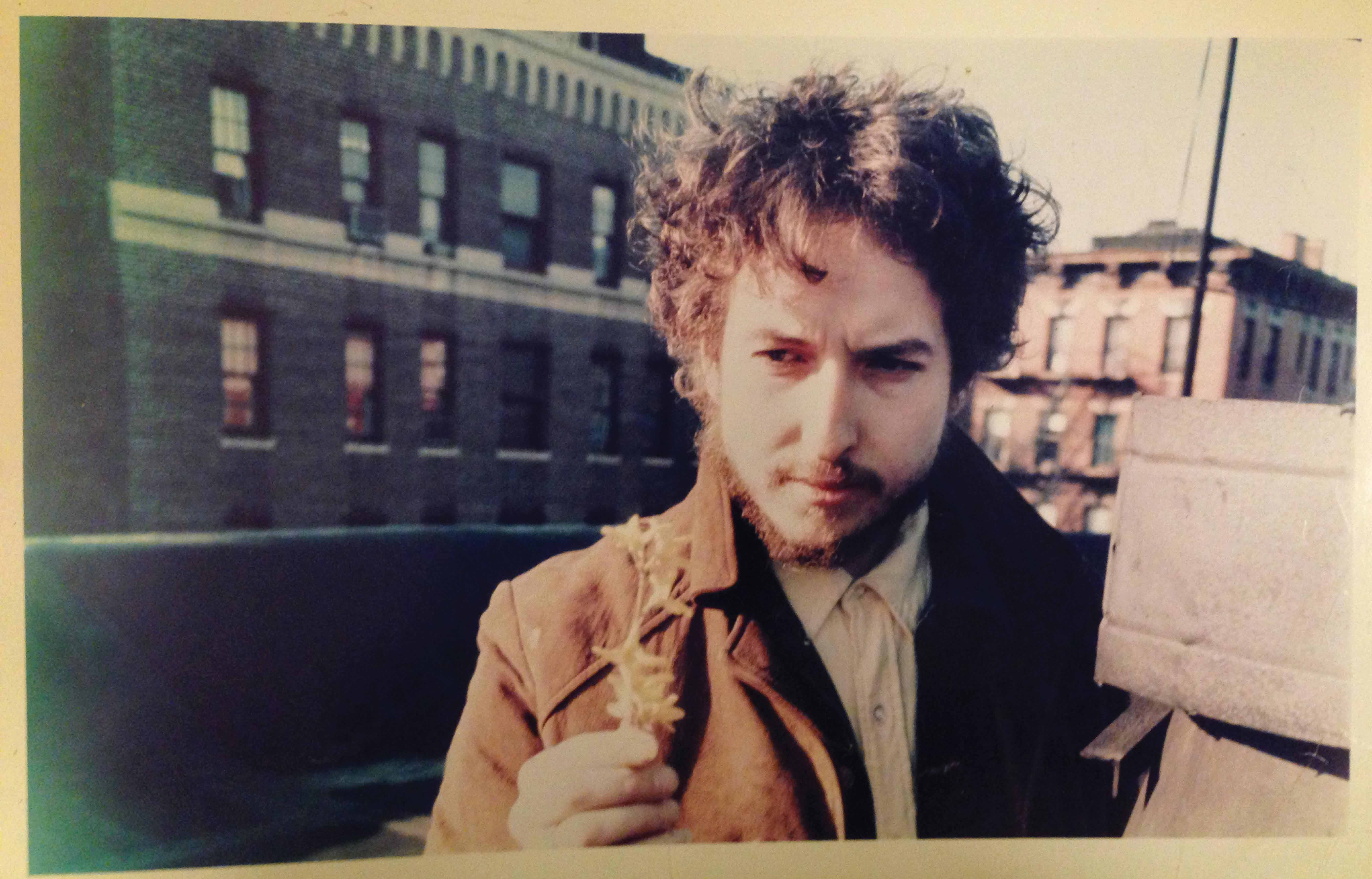 Dylan in New York, 1970