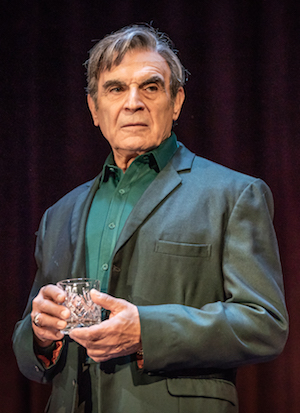 David Suchet - Pinter at the Pinter