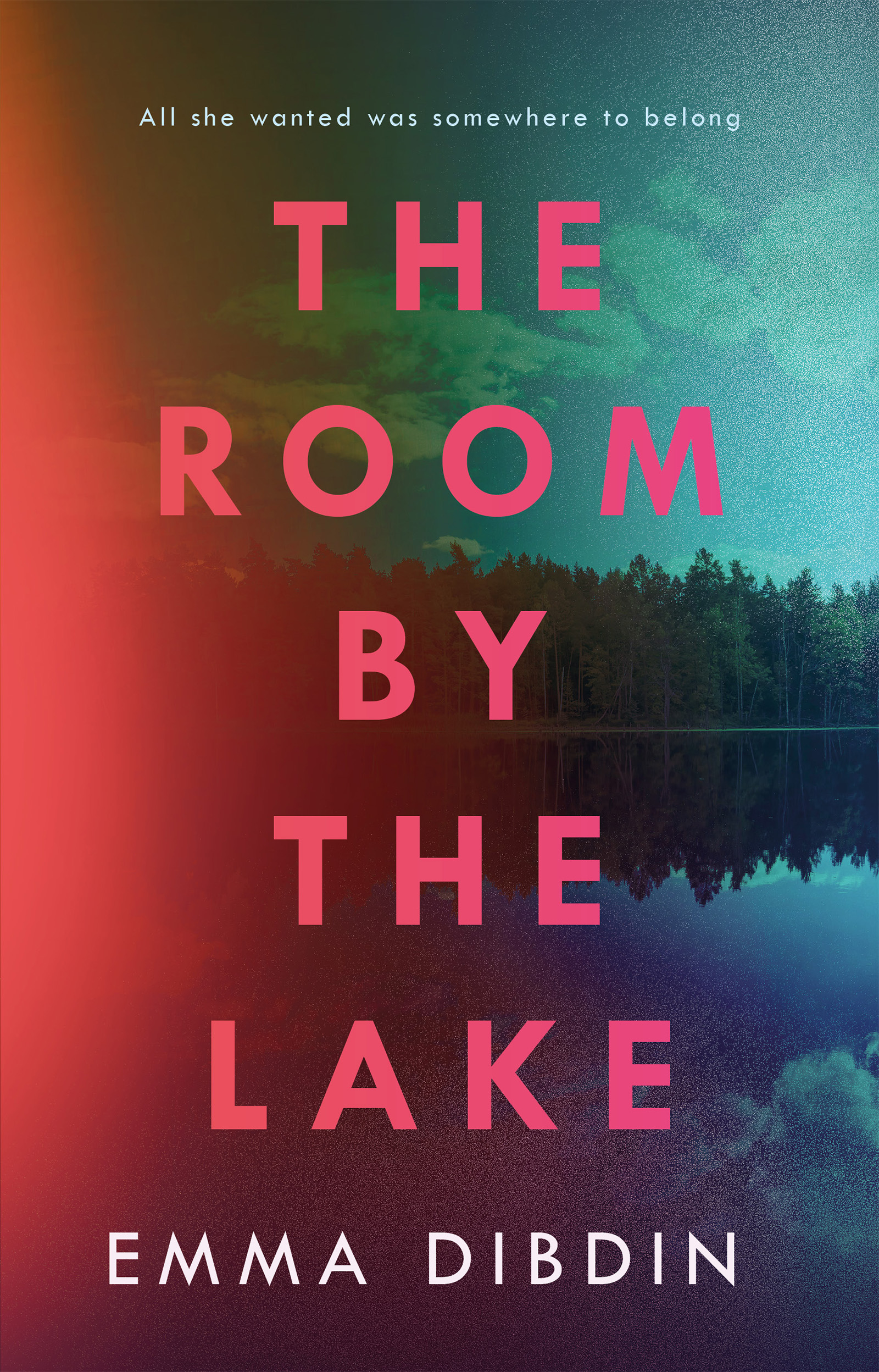 The Room by the Lake by Emma Dibdin
