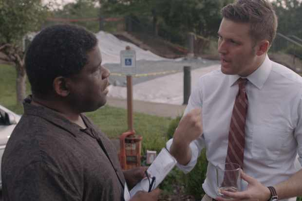 Gary Younge meets Richard Spencer