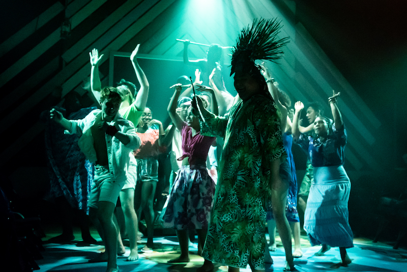 Once on This Island, Southwark Playhouse