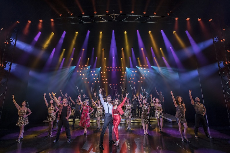 On Your Feet!, London Coliseum