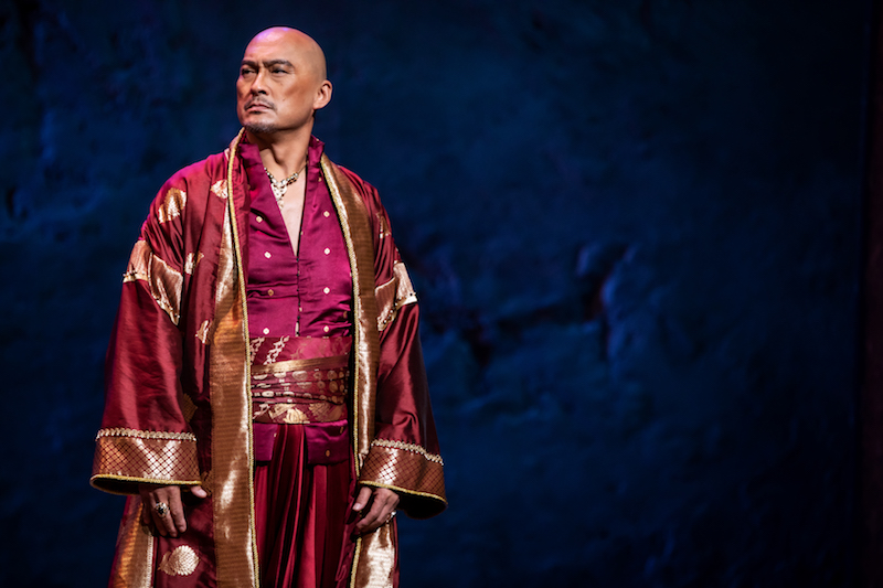 The King and I, London Palladium
