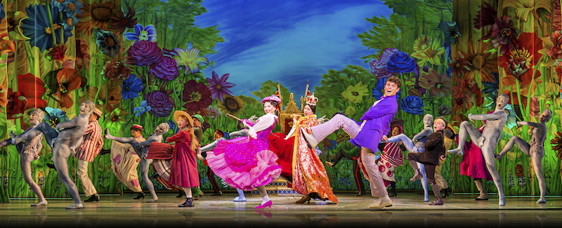 Mary Poppins, Prince Edward Theatre