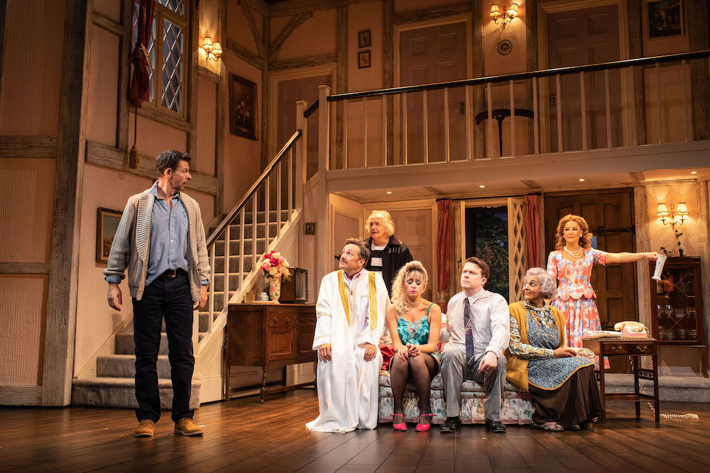 Noises Off, Garrick Theatre