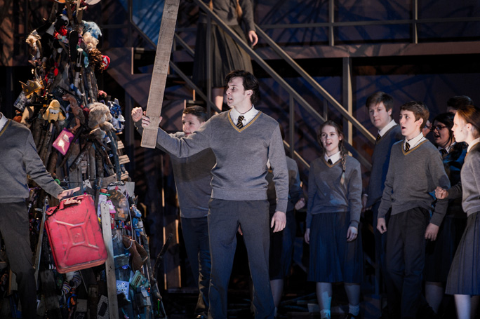 Nothing, Glyndebourne Youth Opera