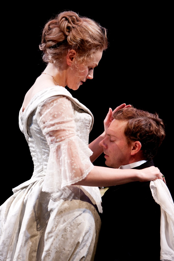 """dreams in miss julie """"miss julie"""" is a master class in acting    for the stage  cultured and well-read  peasant who dreams of one day opening his own hotel."""