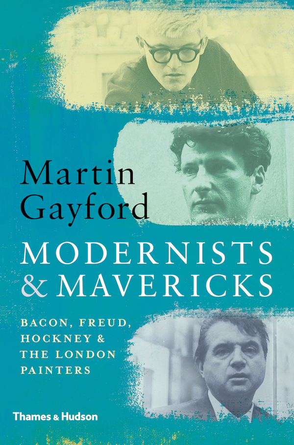 Modernists & Mavericks book jacket