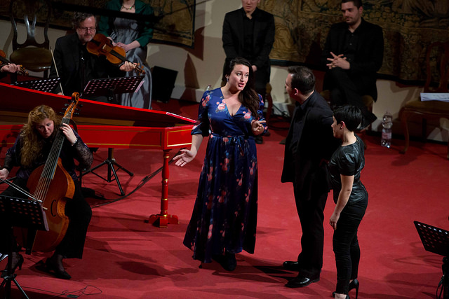 The Monteverdi Choir and Orchestra in Venice