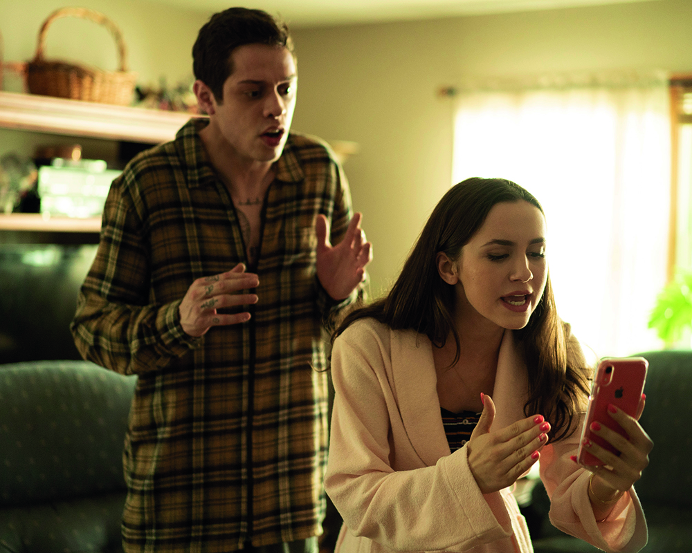 Pete Davidson and Maud Apatow in new Apatow comedy