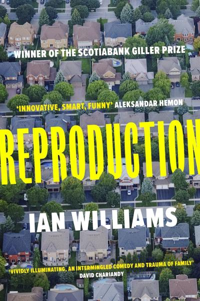 Reproduction by Ian Williams cover
