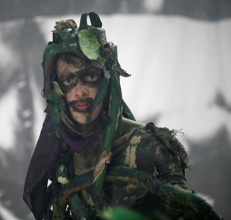 Spartacus Chetwynd, Odd Man Out