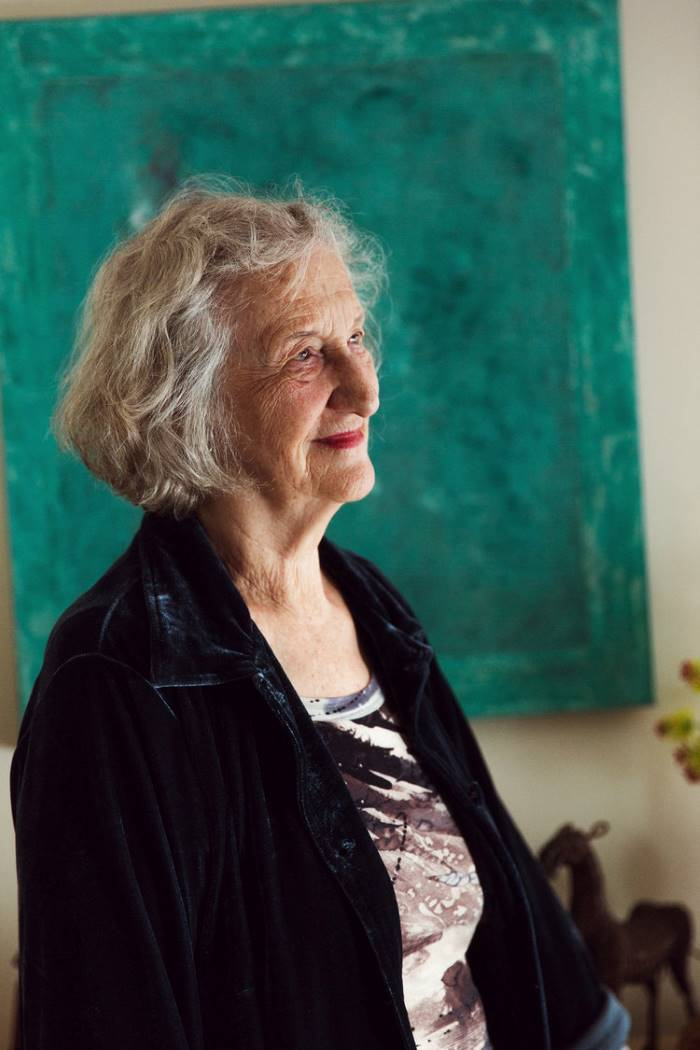 Thea Musgrave, photo by Bryan Sheffield