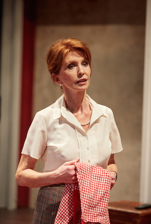 Jane Asher as Olivia in The Gathered Leaves