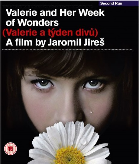 Blu-ray: Valerie and Her Week of Wonders