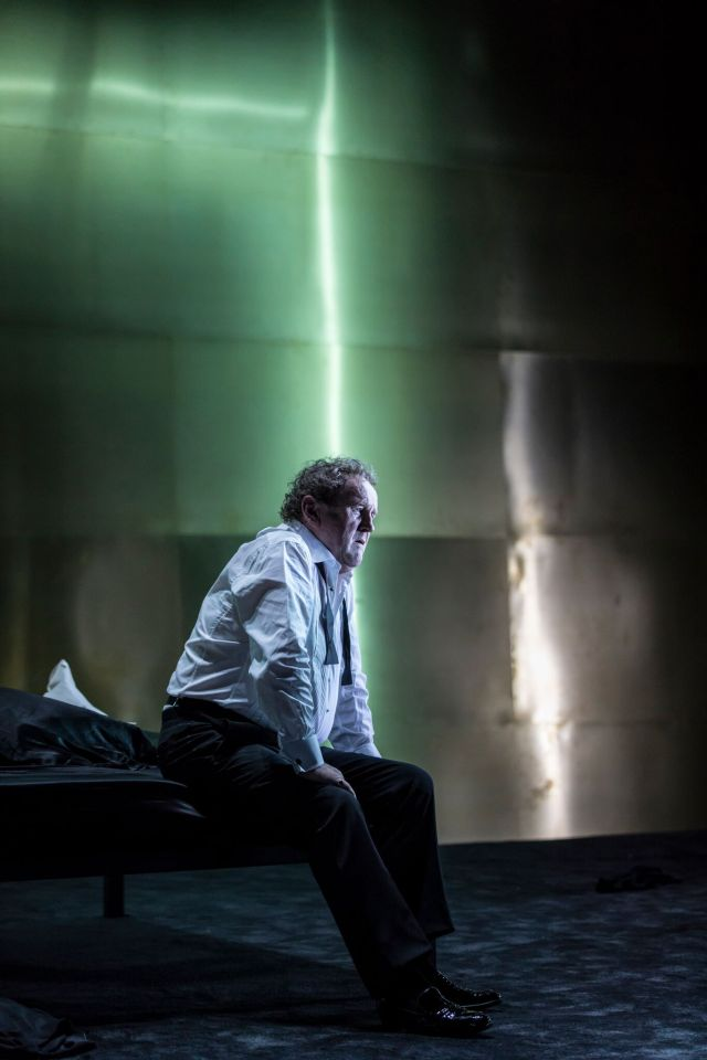 Colm Meaney as Big Daddy in Cat on a Hot Tin Roof