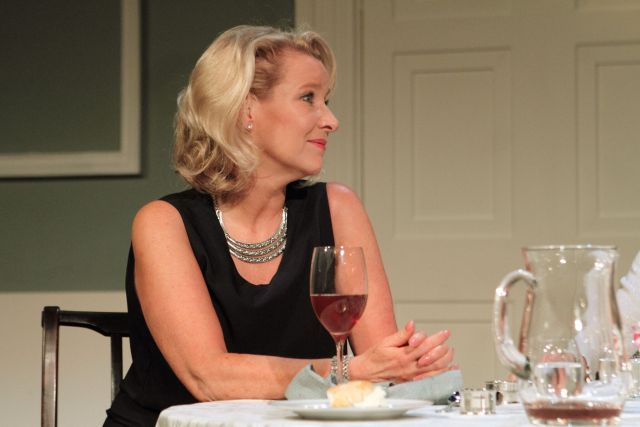 Teresa Banham in 'Dinner'