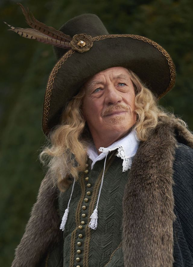 Ian McKellen in 'All Is True'
