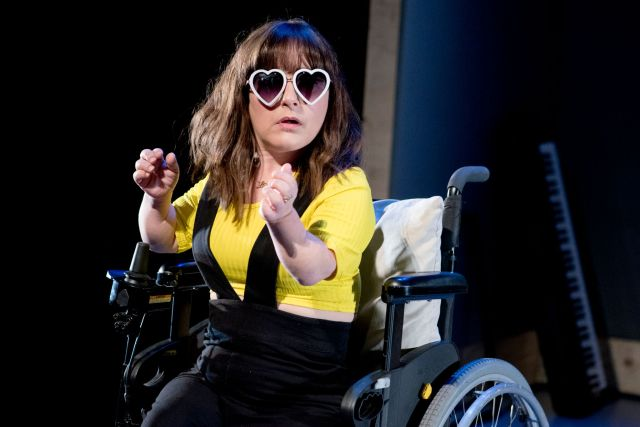 Lisa Hammond in 'Still No Idea'